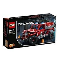 Lego Technic Equipo De Respuesta