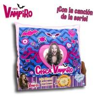 Chica Vampiro Cojin Musical