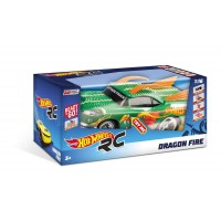 Coche Dragón Fire Hot Wheels Radio Control