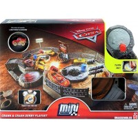 Cars Mini Racers Pista Giros Locos