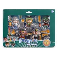 Pinypon Action Pack De 5 Figuras