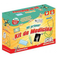 Mi Primer Kit de Medicina
