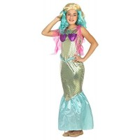 Disfraz Sirena T/10-12A