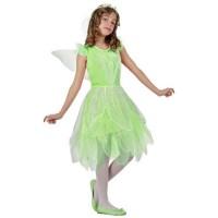 Disfraz Hada Verde T/10-12 años