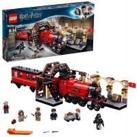 Lego Harry Potter y El Tren Expreso De Hogwarts