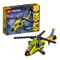 Lego Creator Aventuras En Helicoptero