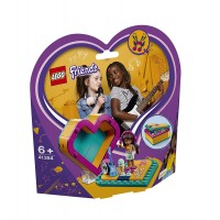 Lego Friends Caja Corazón De Andrea