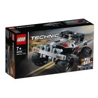 Lego Technic Camión De Huída