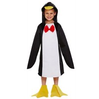 Disfraz Pinguino Infantil T/10-12 Años