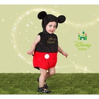 Disfraz Mickey Mouse T/18-24 Meses