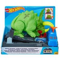 Ataque Triceratops De Hot Wheel