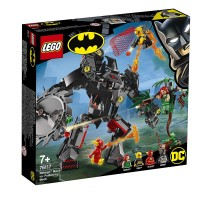 Lego Batman Robot De Hiedra Venenosa