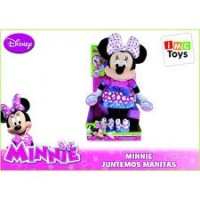 Minnie Juntemos Manitas