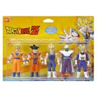 Dragon Ball Z Pack 5 Figuras