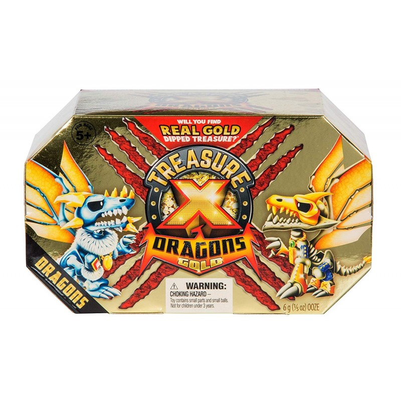 Dragon Treasure X