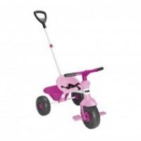 Triciclo Baby Trike Rosa De Feber