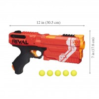 Pistola Nerf Kronos XVIII 500 Rival