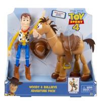 Toy Story 4 Pack Aventuras Woody y Perdigón