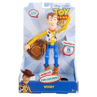 Woody Parlanchin Toy Story 4