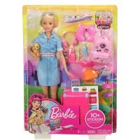 Barbie Vamos De Viaje