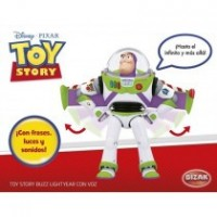 Buzz Lightyear Con Voz