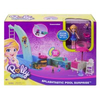 Polly Pocket Piscina