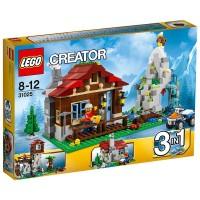 Cabaña de Montaña de Lego Creator