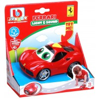 Coche Ferrari Junior Luces y Sonido