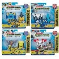 Transformers Cyberverse Spark Armor Surtidos