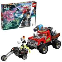 Lego Hidden Side Camión Acrobático