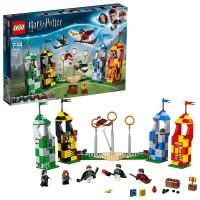 Lego Harry Potter Partido De Quidditch