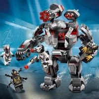 Lego Avenger Depredador De Máquina De Guerra