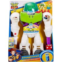 Buzz Light Year Robot De Imaginext