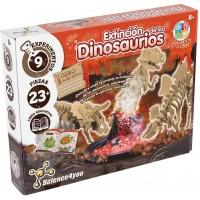 Extinción De dinosaurios De Science4You