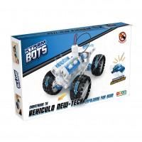 Xtrem Bots Construye Tu Vehículo New Tech
