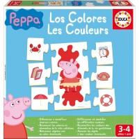 Pepa Pig Aprendo Los Colores