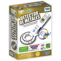 Crea Tu Detector De Metales