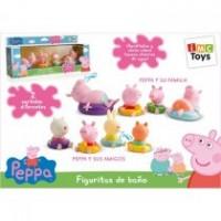 Peppa Pig Set figuras Baño