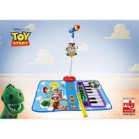 Toy Story 4 Alfombra 3 en 1
