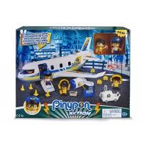 Pinypon Action Avion De Emergencias