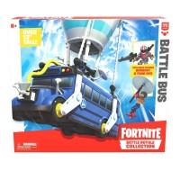 Fornite Battle Bus Con 2 Figuras