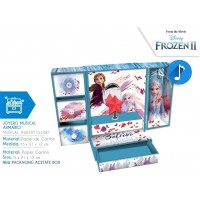 Frozen II Armario joyero Musical
