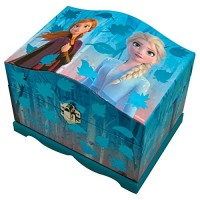 Frozen II Joyero Con Luces Led