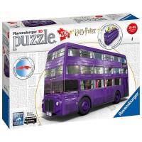 Harry Potter Puzle 3D Autobus Noctambulo