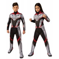 Disfraz Team Suit Equipo Vengadores