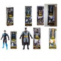 Batman Figuras Missions Surtidas