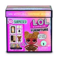 Lol Surprise Pack Muebles y Muñeca