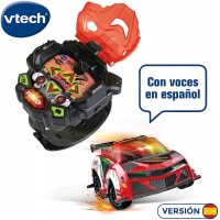 Turbo Force Racers Coche Radio Control