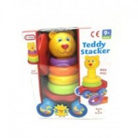 Arratre Anillas Osito Teddy 2 en 1
