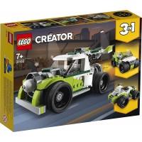 Lego Creator Camion A Reaccion